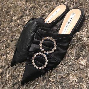 ZARA flats/shoes